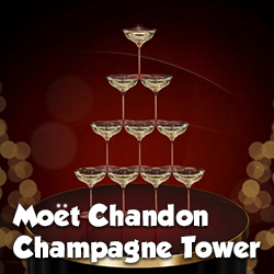 A silly physics game for Moët Chandon Champagne