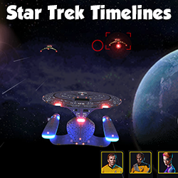 Demo game created to promote the Star Trek Timelines app